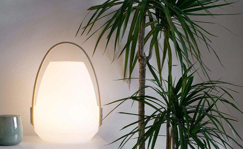 Responsive Illumination Speaker Lights