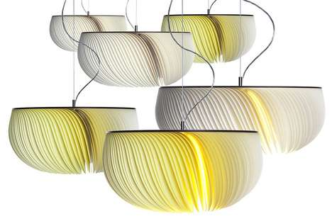 Soothing Pendant Lamps