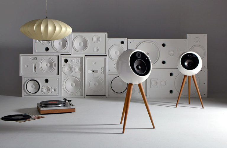 Shelled Speaker Systems