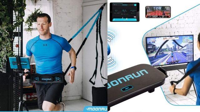 Virtual Running Sports Equipment