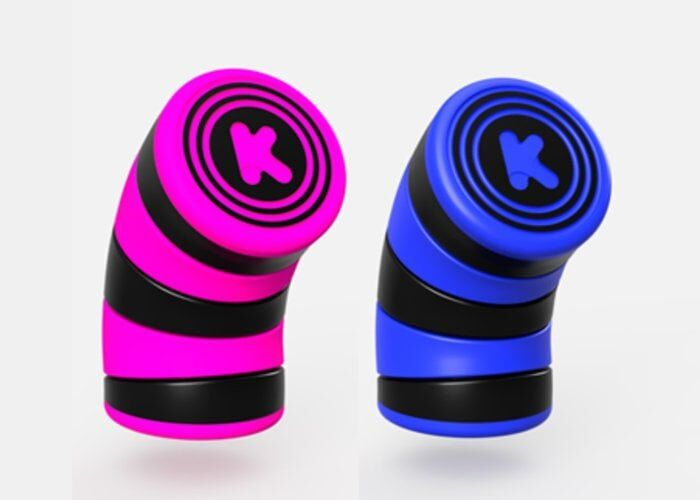 Rotational Stress Reduction Toys
