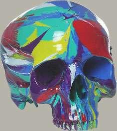 Glorified Skull Exhibits