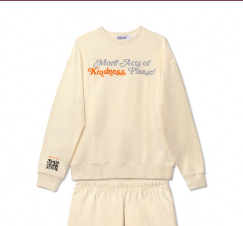 Charitable Branded Sweat Sets
