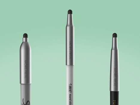 Pen-Transforming Styluses