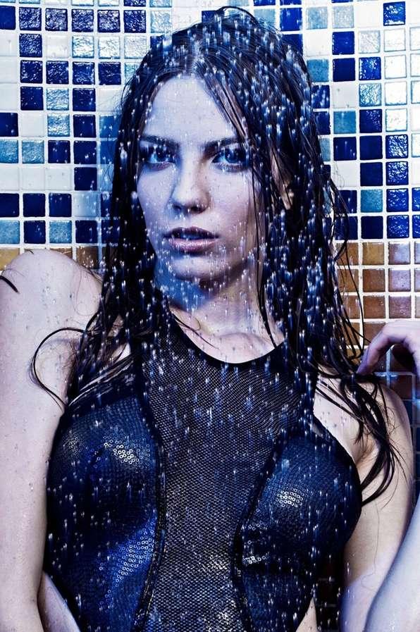 Showering Swimwear Photoshoots Morfium Couture Resort 2013