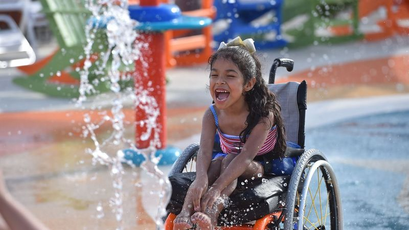 Accessible Water Park Designs