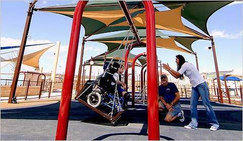 Special-Needs Theme Parks