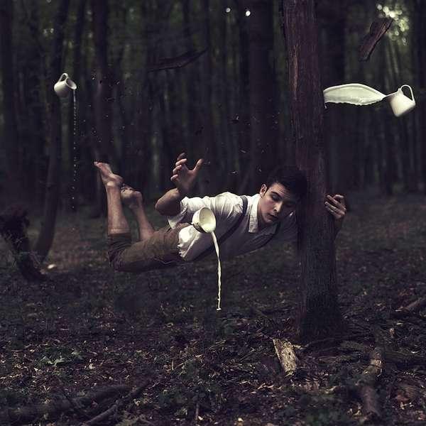 Escapist Teen Photography : Moritz Aust