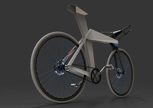 Laser-Cut Cycles