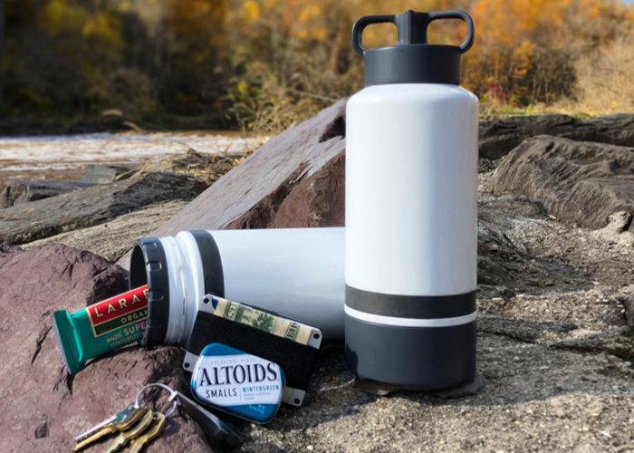 Adaptable Storage Water Bottles