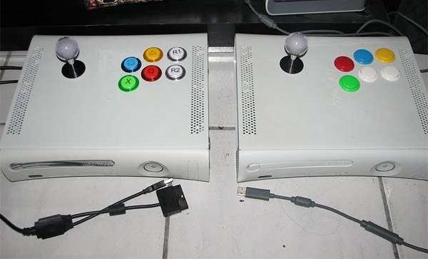 Gaming System Arcade Mods