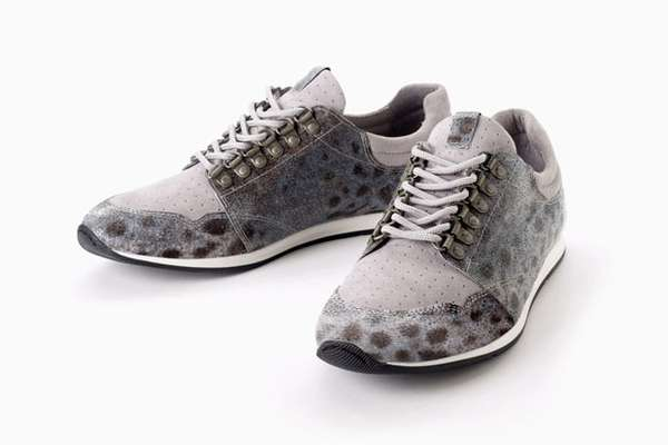 Spotty Skinned Shoes