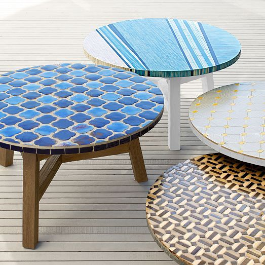 Elegantly Ornate Outdoor Furnishings