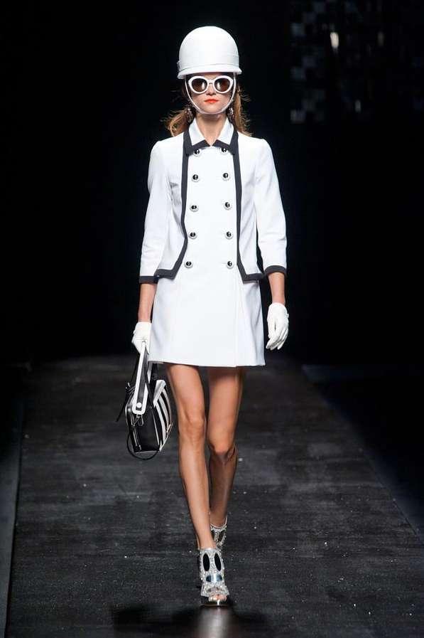 60s British Couture Revivals