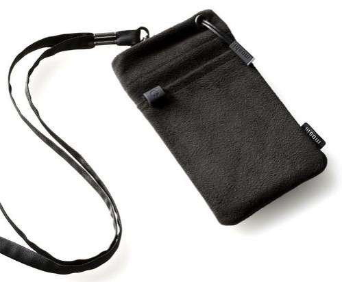 Microfiber MP3 Cases