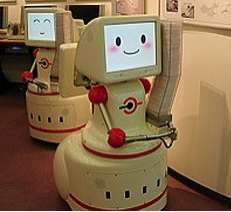 Tissue-Dispensing Robot from Japan