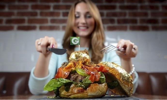 Extravagantly Indulgent Burgers