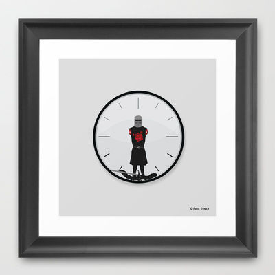Impractical Timepiece Illustrations