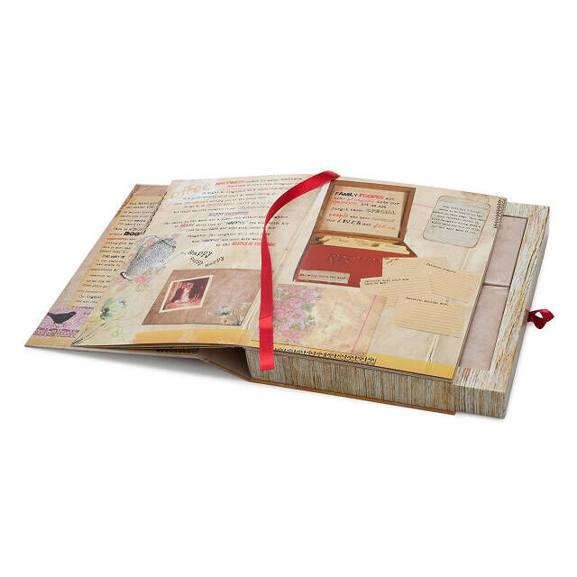 Mother Daughter Letter Book Sets
