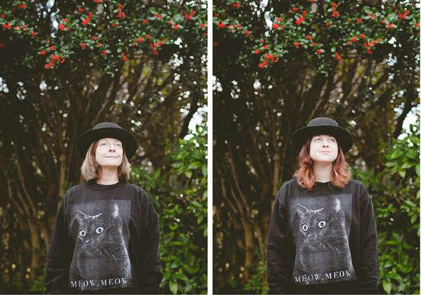 Parallel Kinship Portraits