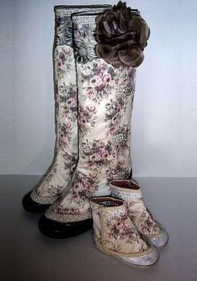 19th Century Footwear Revivals