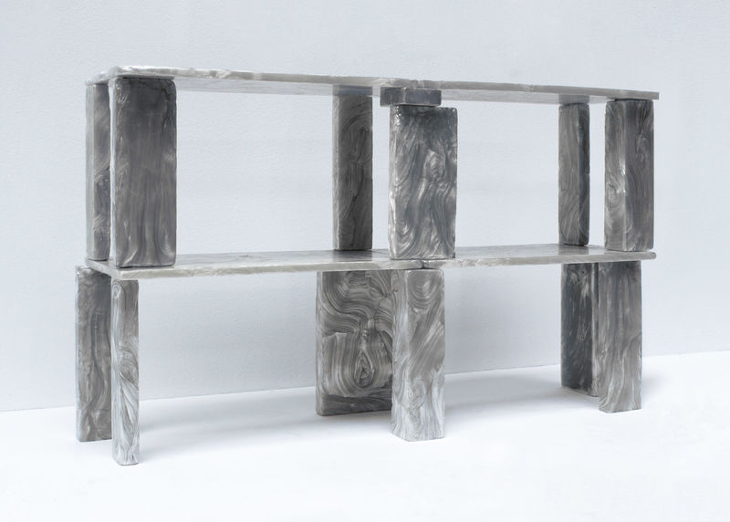 Pearlescent Polycarbonate Furniture