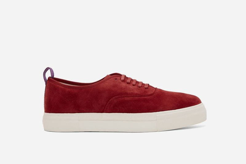 Canvas-Crafted Summer Sneakers