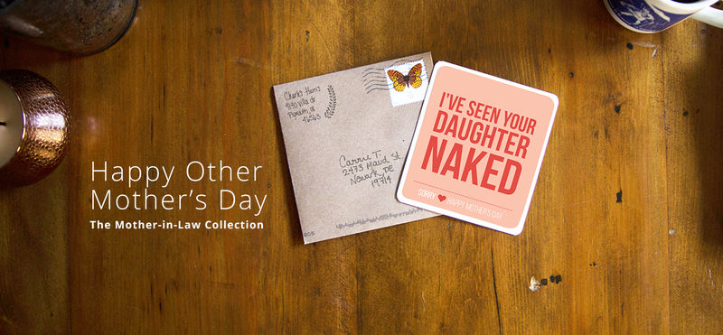 Clever Mother-in-Law Cards