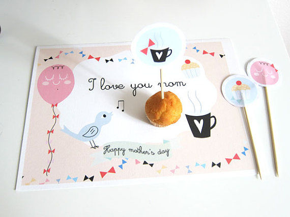 Celebratory Printable Placemats