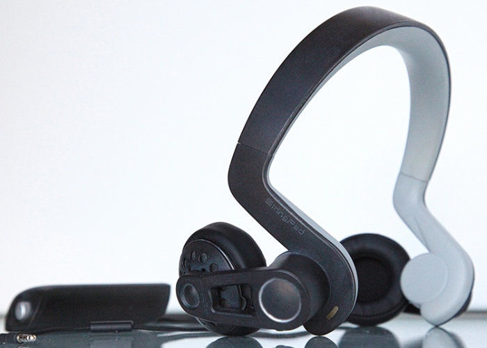 Vibrational Feedback Headphones