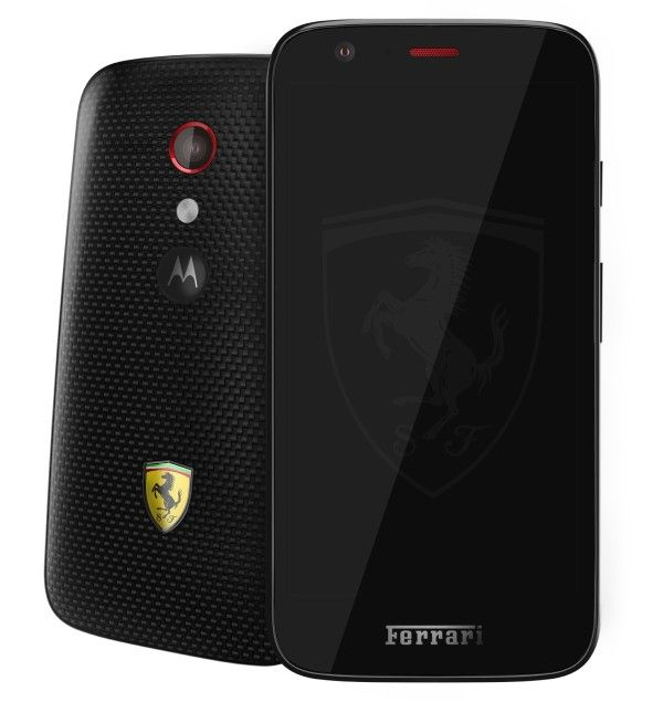 Supercar-Inspired Smartphones
