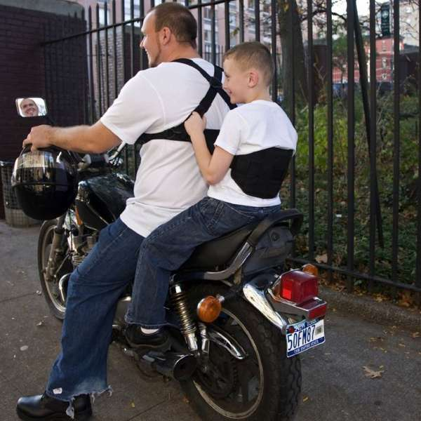 Motorbike Safety Harnesses