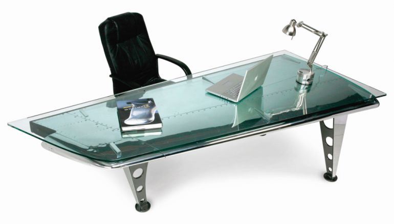 Flying Boat Desks