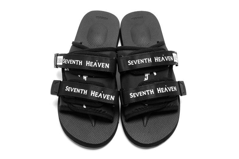 Hefty Utilitarian Monochromatic Sandals