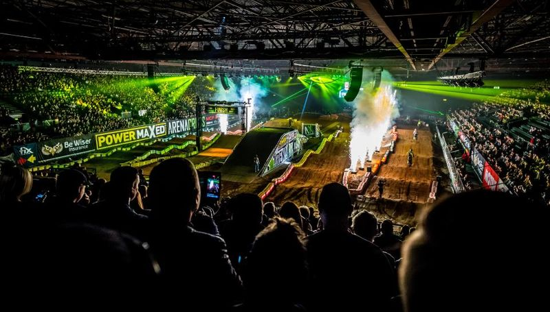 Experience-Rich Motocross VIP Tickets