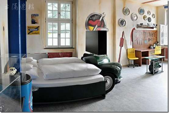 Motor Themed Hotels
