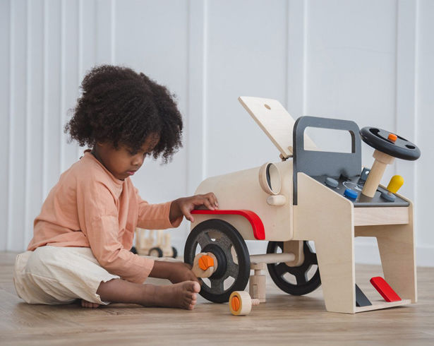 Vehicle Repair Play Sets