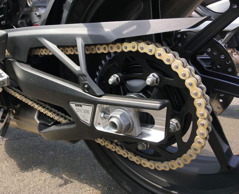 Hyper-Endurant Motorbike Chains