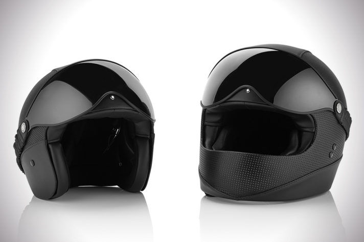 Retractable Luxe Helmets