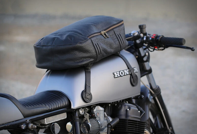 Demure Motorcyclist Accessories