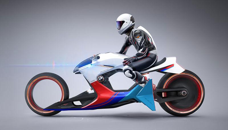 Aggressive Motorcycle Concepts : bmw titan