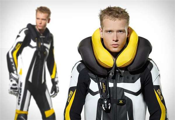 Inflatable Motorcycle Jackets Motorcycle Jacket