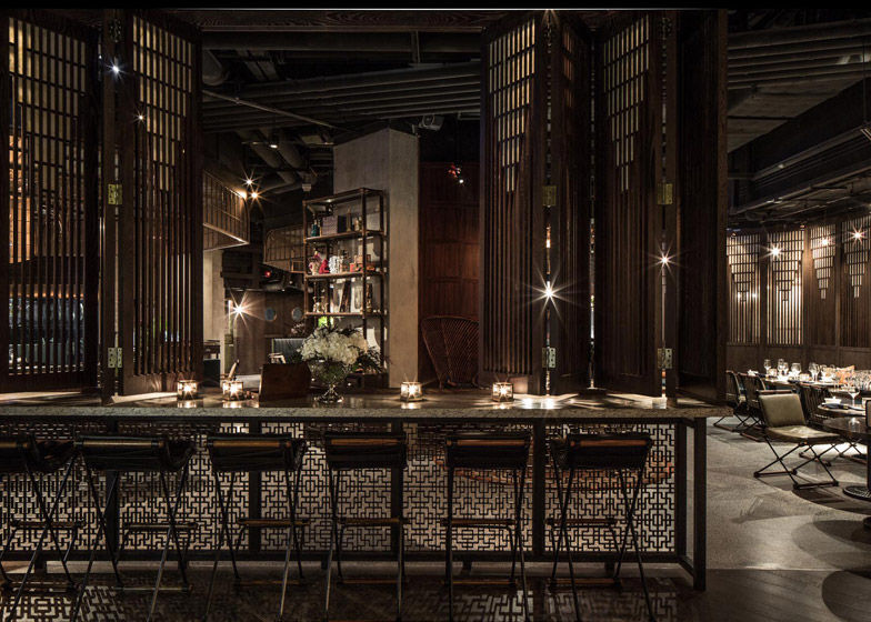 Sentimental Industrial Restaurants Mott 32 Restaurant