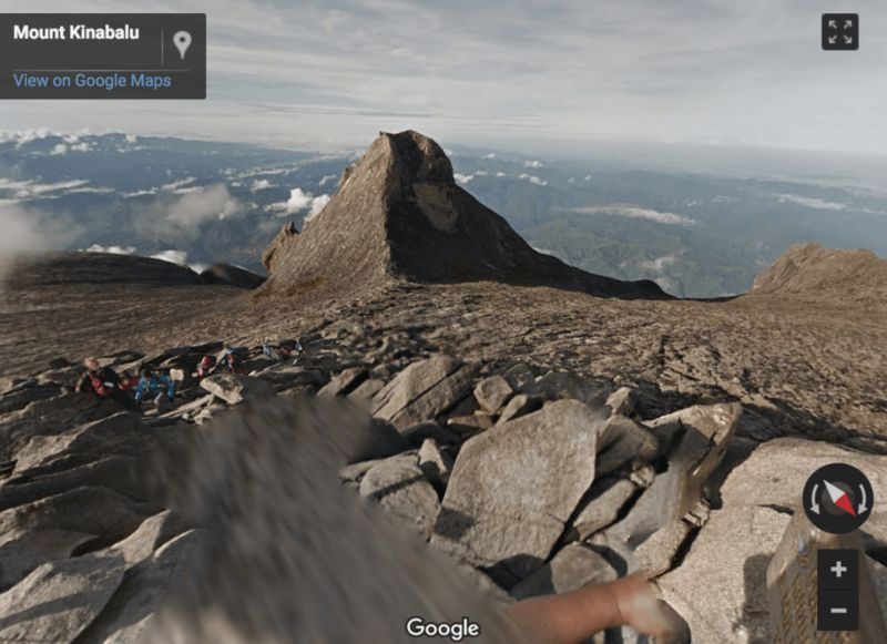 Virtual Mountain-Climbing Experiences