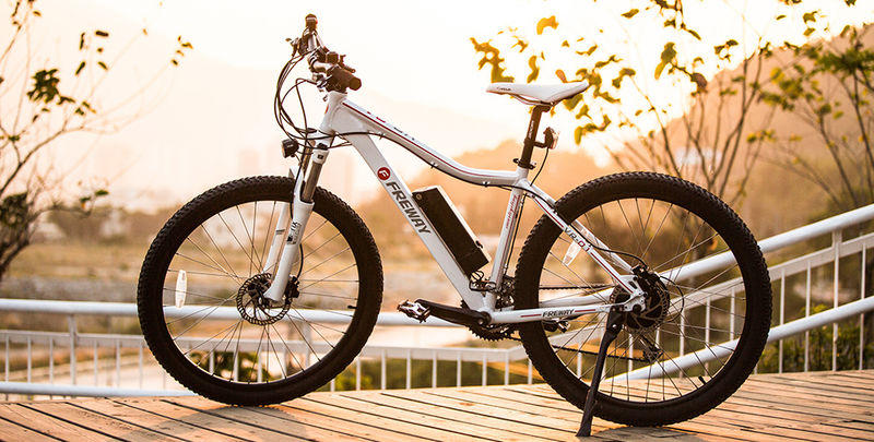 Smart Pedal-Assist Bikes