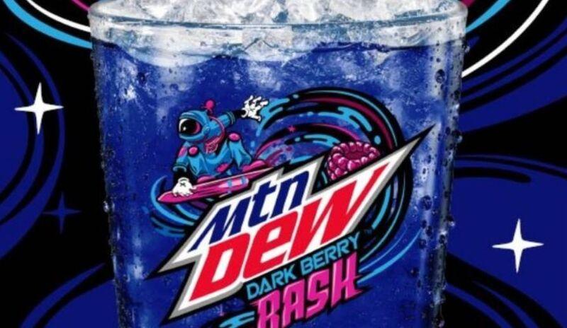Exclusive Mixed Berry Sodas