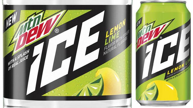Clear Caffeinated Citrus Sodas