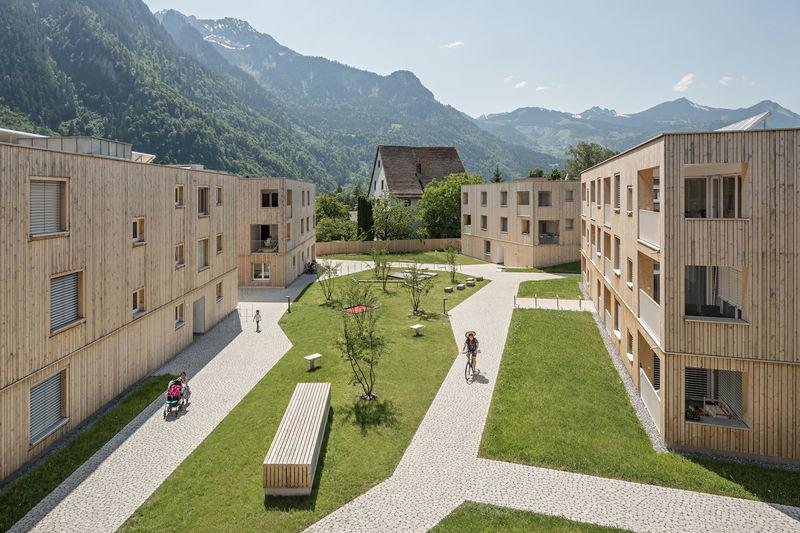 Mountain Housing Estates