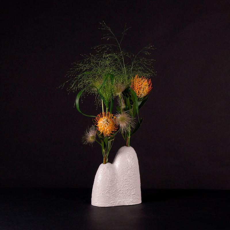 Mountainous Vase Decor