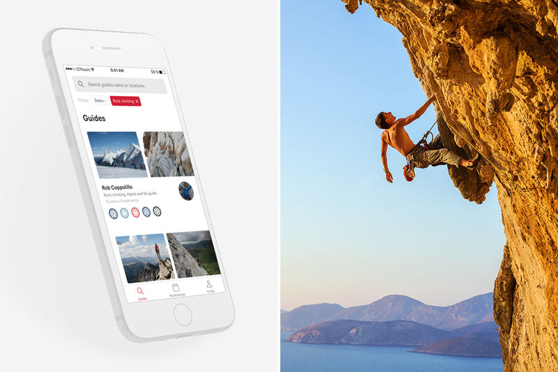 Weekend Warrior Climbing Apps